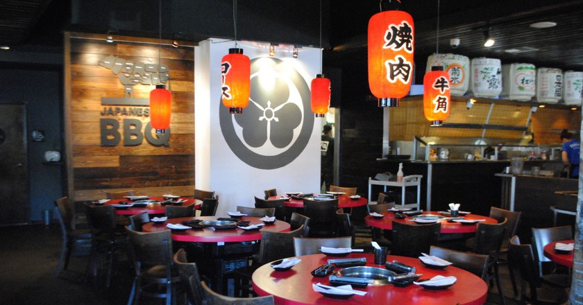 Dining Room | Courtesy of Gyu-Kaku