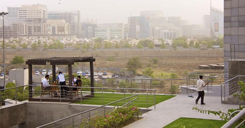 Gurgaon Landscape   © khrawlings/Flickr