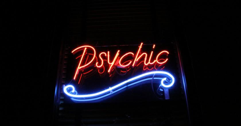 Psychic   © Eli Christman / Flickr