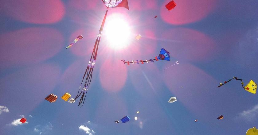 Kites | © Craig Morey/Flickr