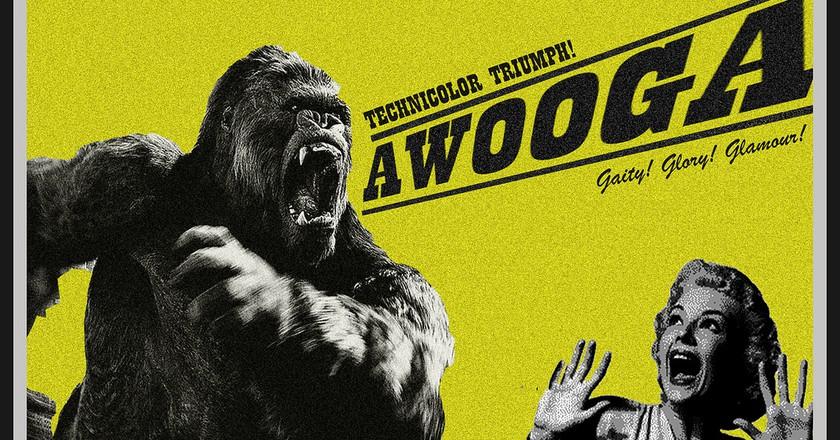 Awooga Poster | © Oliver Thompson/Flickr