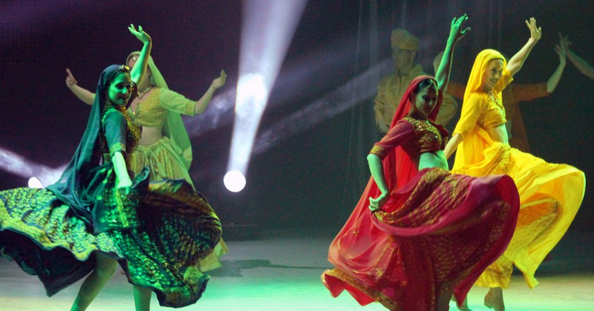Dance | © Prayitno/Flickr