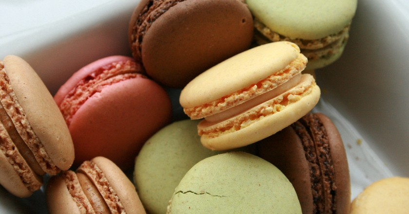 Macarons | © francois schnell/Flickr
