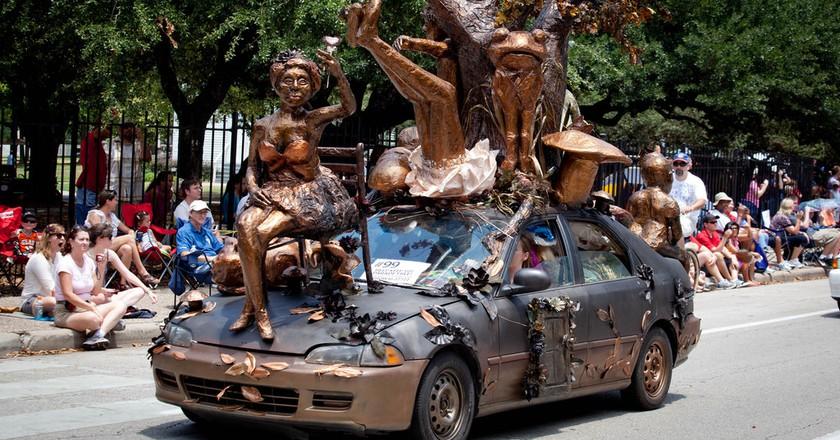 Art Car Parade | © Ed Schipul/Flickr