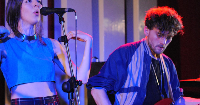 Get Chairlift(ed) At The Music Hall Of Williamsburg