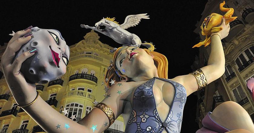 Detall de Ribera-Sta. Clara   ©keith ellwood/Wikicommons