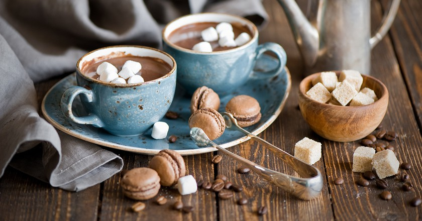 The Top 10 Hot Chocolate Spots In London