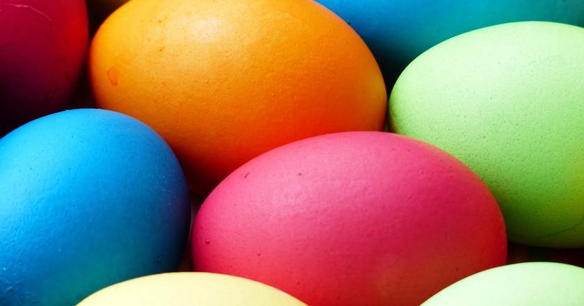 Easter eggs © Pixabay