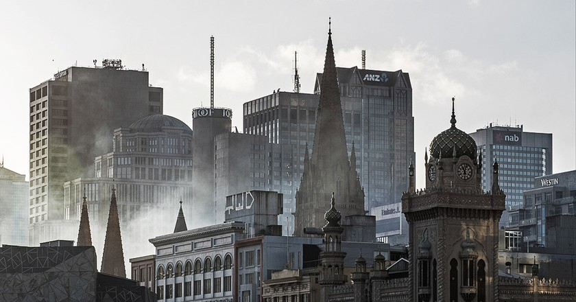 'GOTHAM CITY' | © Daniel Sortino