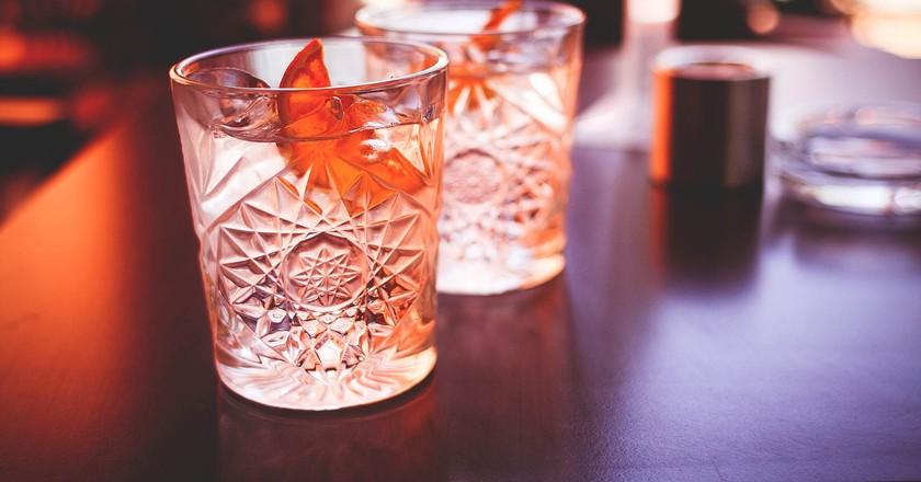 Another Cool Drinks with Dried Orange   © VIKTOR HANACEK/picjumbo