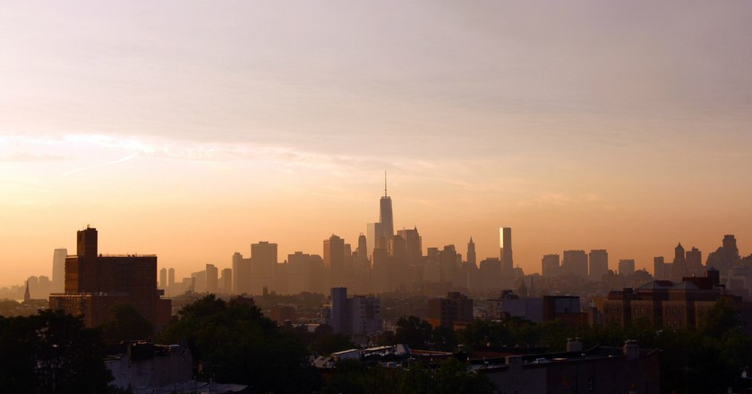 Manhattan Skyline  © karlnorling/flickr