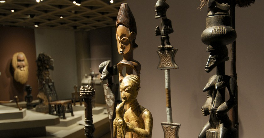 African art | © Peter Rivera/Flickr