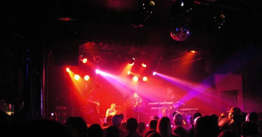 Concert at Bottom Lounge | © Kumar McMillan/Flickr