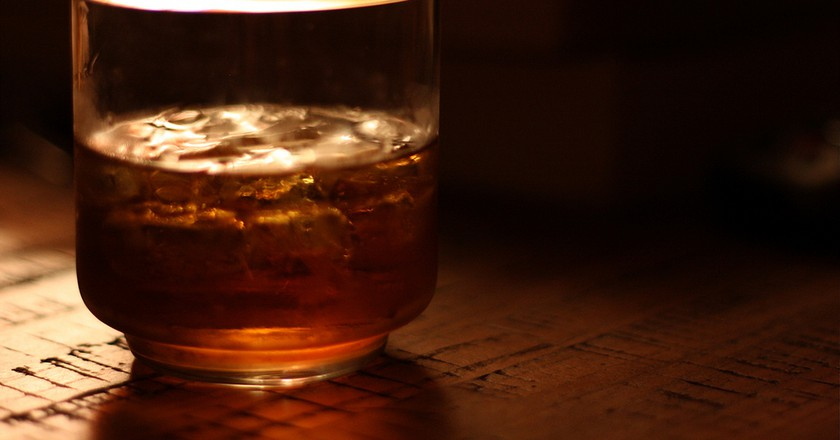 Whisky © Dominick/Flickr