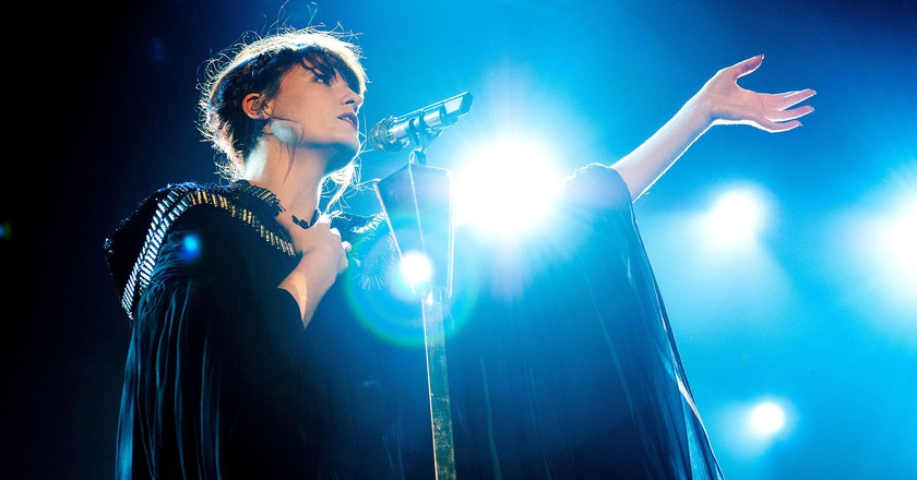 Florence and The Machine | © Anaïs Chaine/WikiCommons