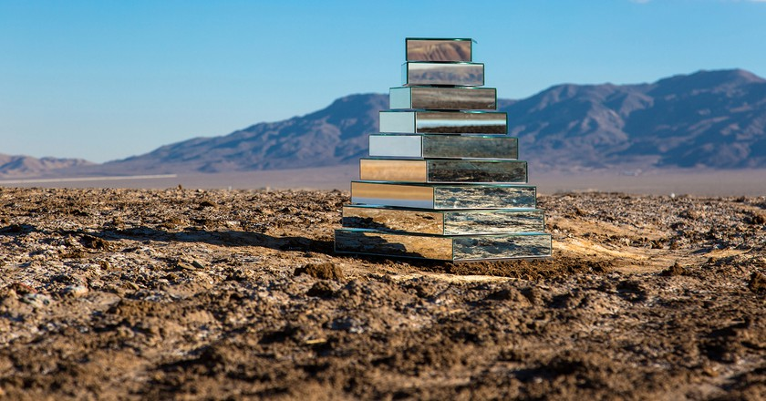 Babel Tower | Courtesy of Shirin Abedinirad