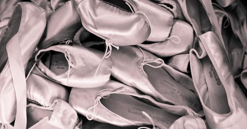 Ballet Shoes Isabel / Flickr