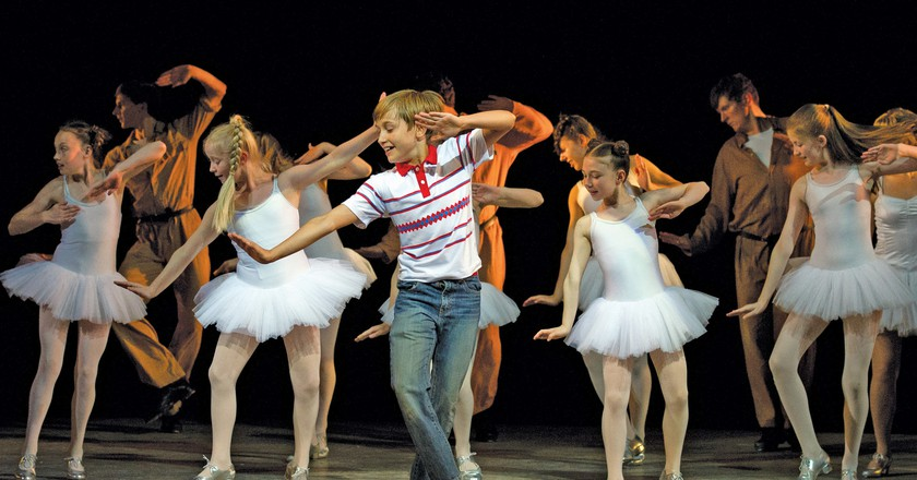 London's West End Production of Billy Elliot | © Alastair Muir