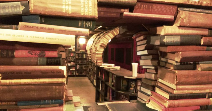 The Last Bookstore Wikicommons