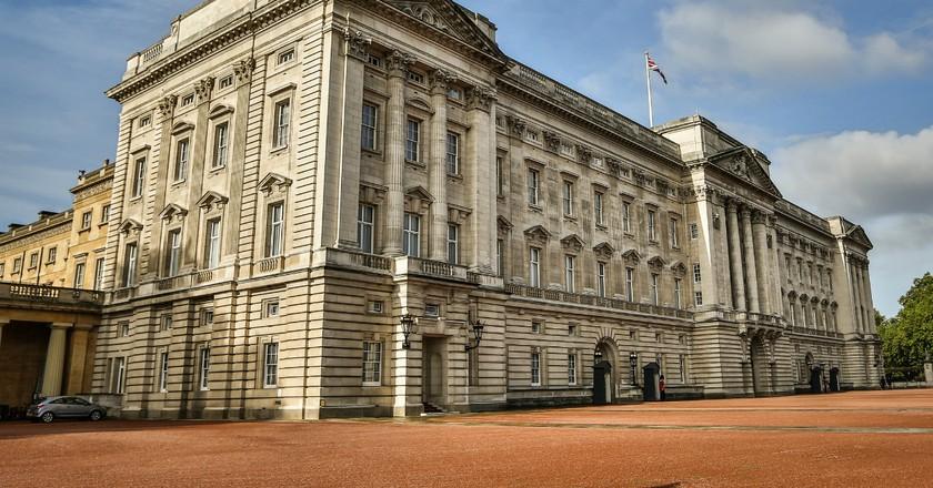 Buckingham Palace | © Tony Webster/Flickr