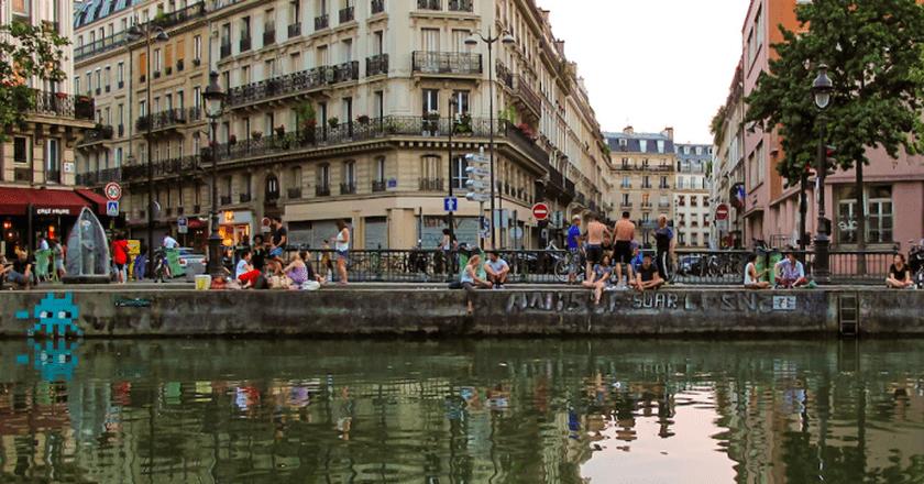 Canal St. Martin | © Francisco Anzola/Flickr