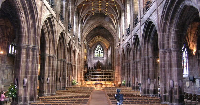 Chester Cathedral | © Japiot/WikiCommons