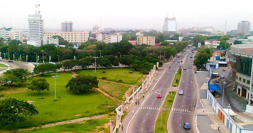City of Accra | © YawAnsong/Wikicommons
