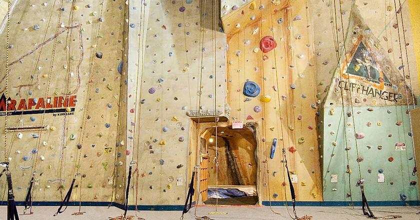Cliffhanger Climbing Gym, Altona North, Victoria, Australia