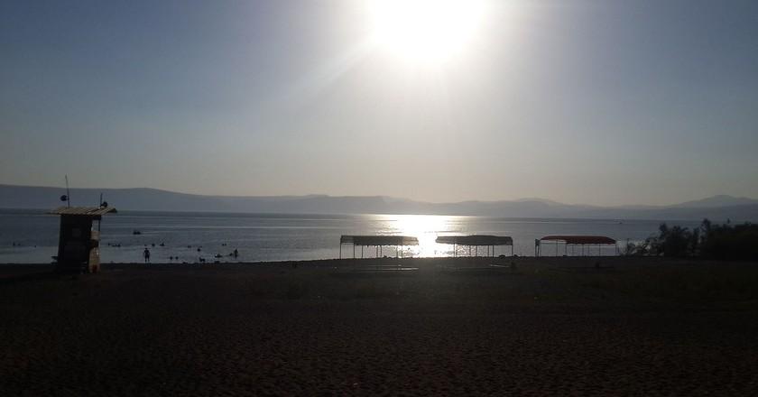 A Beautiful Day at the Galilee | © Yucatan/WikiCommons