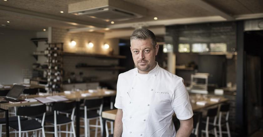 Chef Spotlight: Adam Byatt Of Trinity