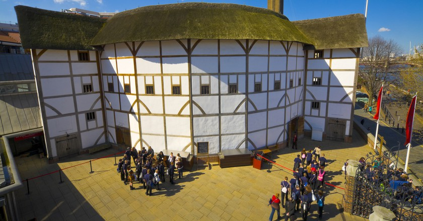 Shakespeare's Globe Theatre, London, UK | © Pawel Libera