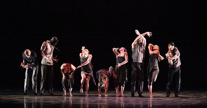 GDC Only Way Around | ©  Giordano Dance Chicago / WikiCommons