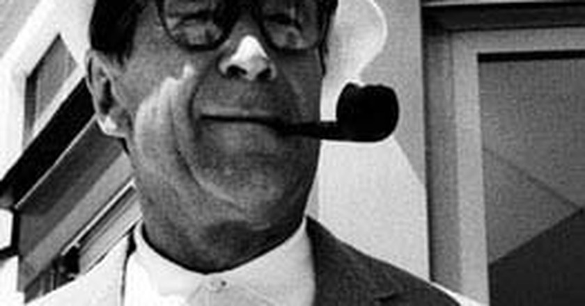 Georges Simenon (1963) | © Erling Mandelmann/Wiki Commons