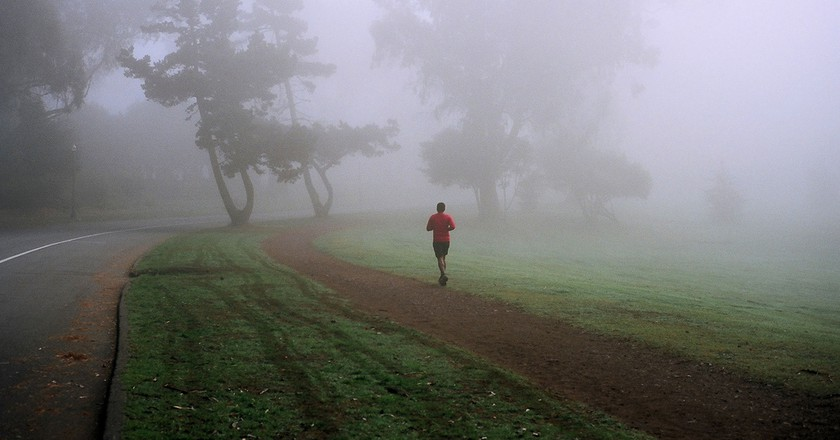 San Francisco's Best Running Routes, Mapped