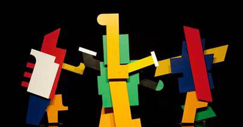 Bauhaus: #itsalldesign | Courtesy of Tel Aviv Museum of Art