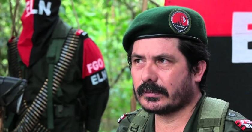 ELN Commander Carlos Marín Guarín   © Cartago Documentales