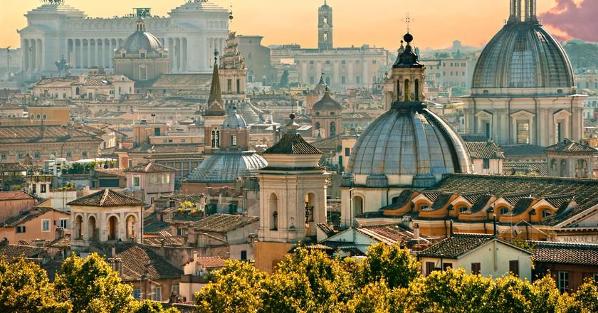 Rome © Luciano Mortula/Shutterstock