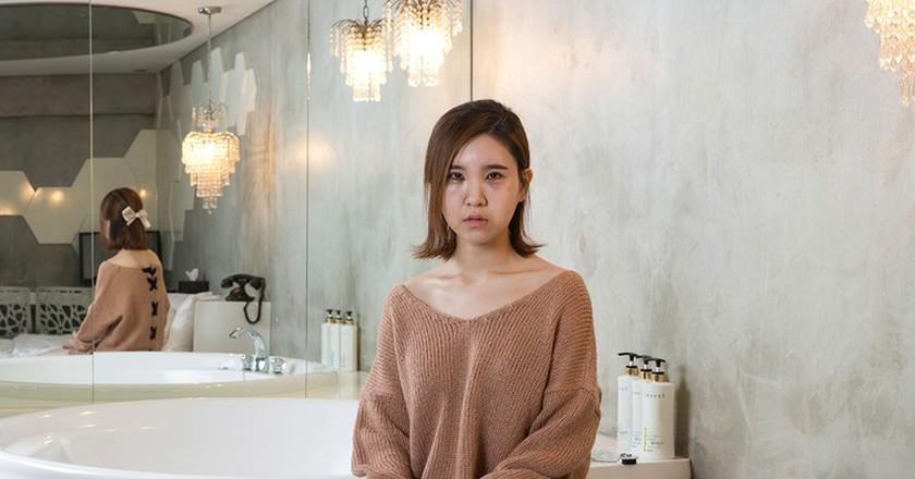 Ji Yeo's beauty recovery room | ©Ji Yeo