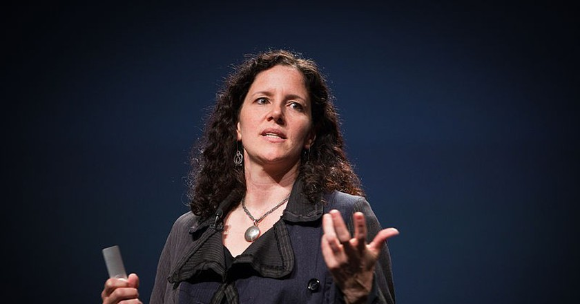 Laura Poitras - PopTech 2010 - Camden, Maine | © PopTech/WikiCommons