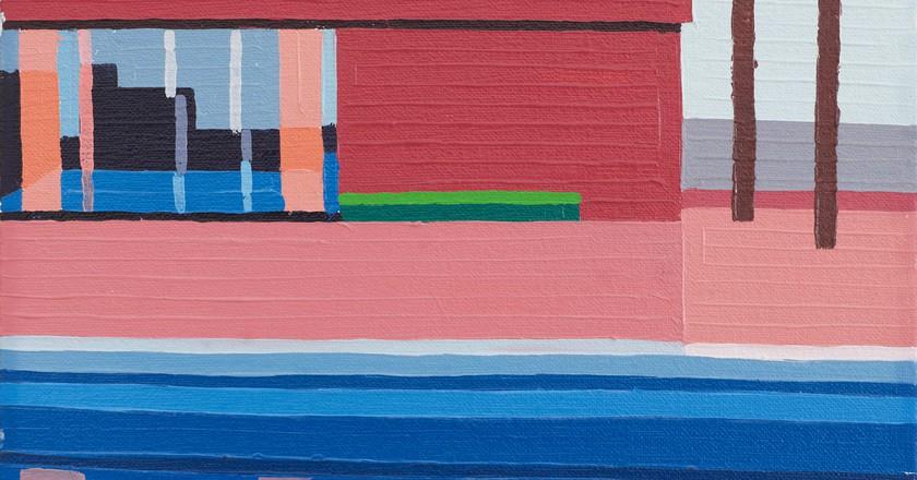 Mid-Century Modern, 2016 | Courtesy of Guy Yanai and Ameringer McEnery Yohe Gallery, NYC.