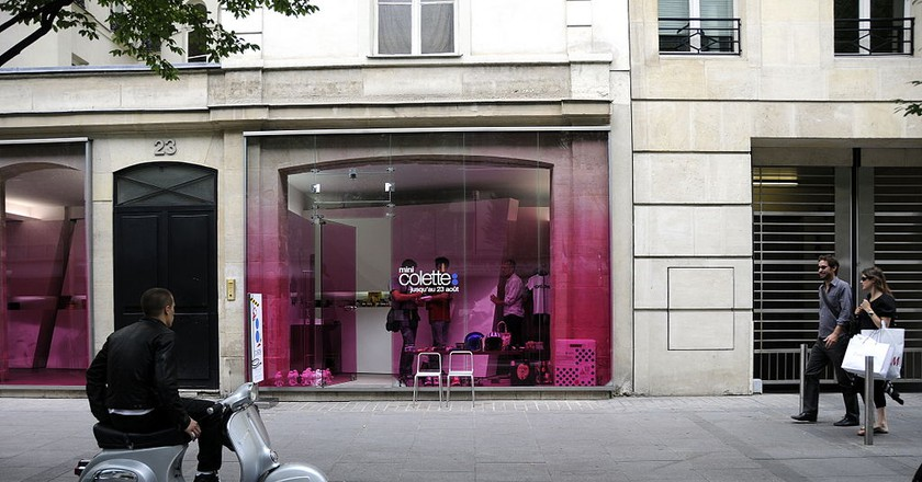 Mini Colette concept pop-up shop, Paris| © Jesus Gorriti/WikiCommons