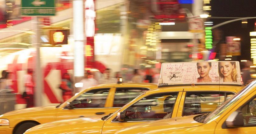 New York Cabs| © Sakeeb Sabakka/flickr