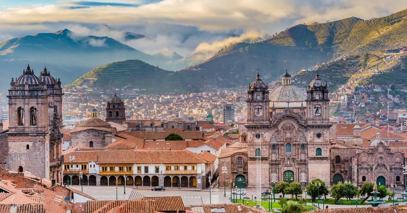 Cusco ©  sharptoyou/Shutterstock