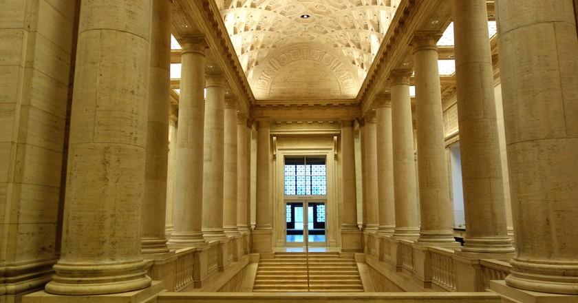 Wilbur Grand Staircase © Daderot/Wikimedia