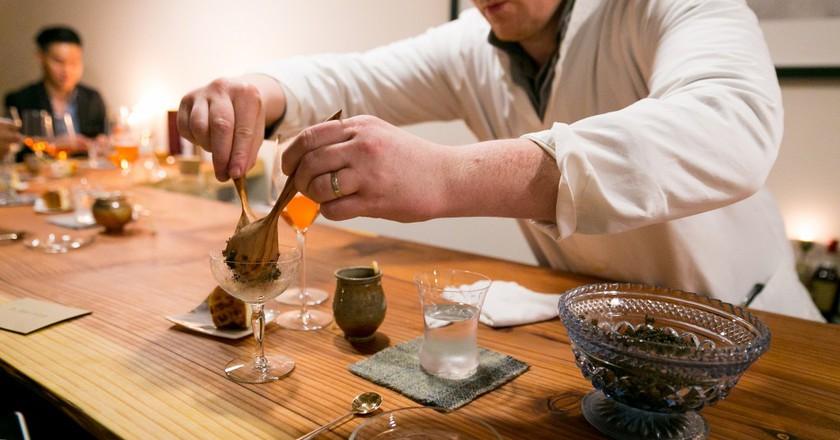 Chef Joshua Skenes of Saison | © City Foodsters/Flickr
