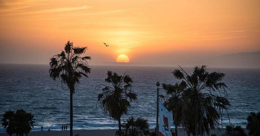 Sunset in Venice Beach © JordanRobinson/Flickr