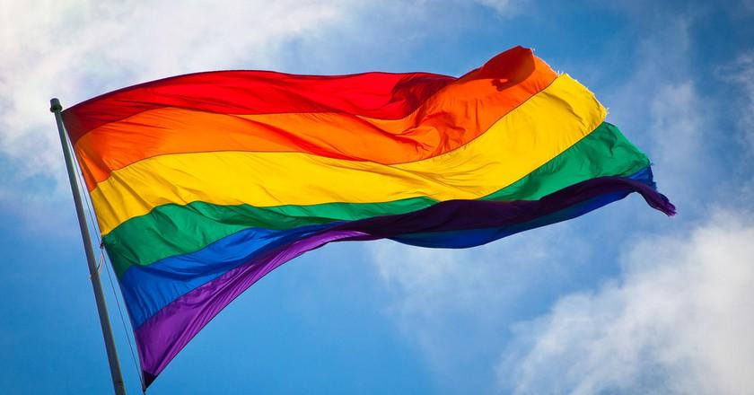 Rainbow Flag | © Benson Kua/Flickr