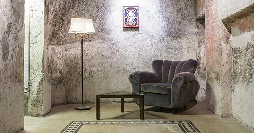 Chair / Courtesy of Giorgia Cerulli, Photo by Serena Eller