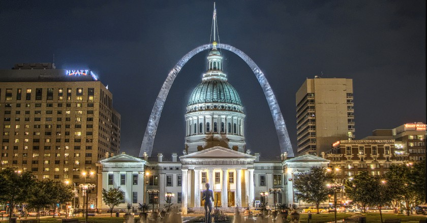 St. Louis | © Kevin McCoy/WikiCommons