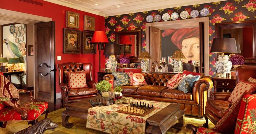 The Cinema Suite | Courtesy of Taj Hotels